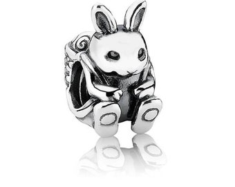 Pandora retired  easter bunny