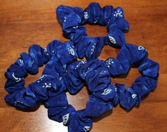 JoJo's Assorted Color Hair Scrunchies - Adult Size