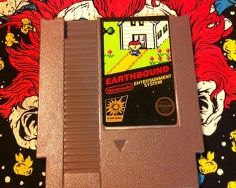 Earthbound Mother NES  RPG Nintendo Entertainment System Game