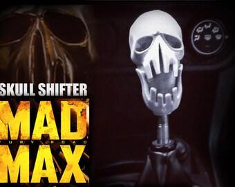 Mad Max Shifter Knob 3D Printed