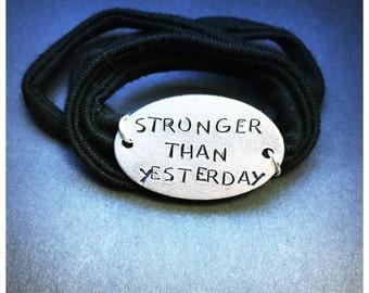 Stronger bracelet
