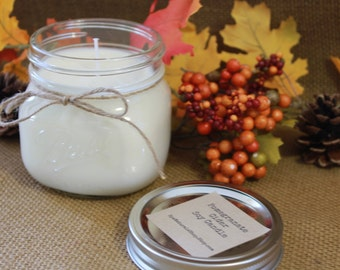 Pomegranate Cider Soy Candle 16 oz.
