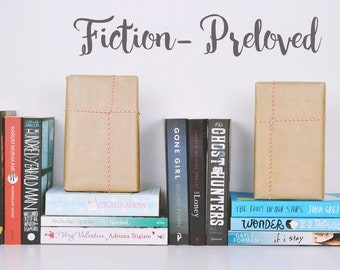 Fiction (Preloved, Paperback)- Lucky Dip Book
