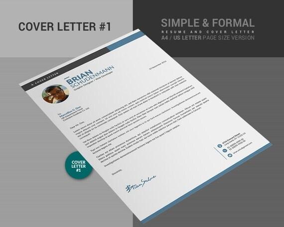 Gridride Professional Resume Template Creative Word Resume Design