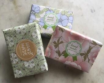 Handmade Soap (Mix & Match 3 for 7.95)