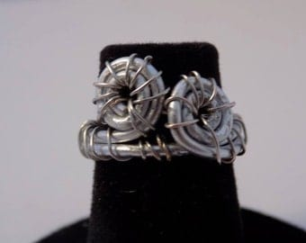 The Sea Queen's Crown - Midi/Pinky Ring