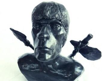 Cacique Urayoan ,dethroner of false gods