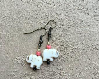 Elephant Beach Earrings