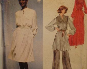 Vogue Paris Original Christian Dior dress pattern no 1567