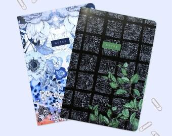 Illustrated Notebooks- SET 1