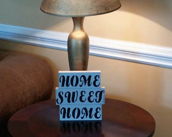 Home Sweet Home- Home Decor Sign