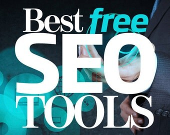 15 best free SEO tools - Search engine - SEO for you blog and shop - SEO help for your business