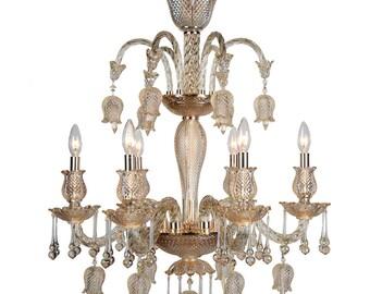 Elegant 6-Light Chandelier