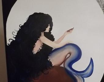 Original Painting - Mermaid