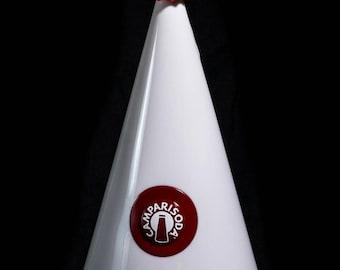 Campari bar Cone pendant lamp