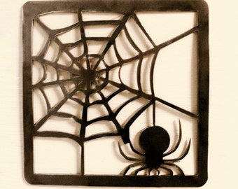 Spider Plaque