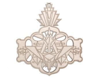 DOMUS - Wooden Ornament