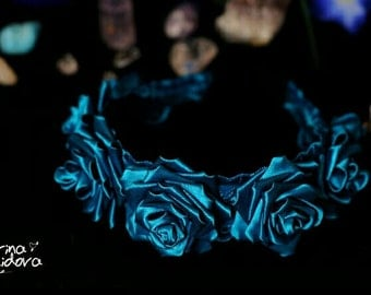 "Headband ""Sea breeze"""
