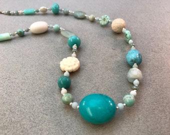 Creative heART Challenge:  Seaside Necklace