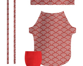 KIT - geometric apron