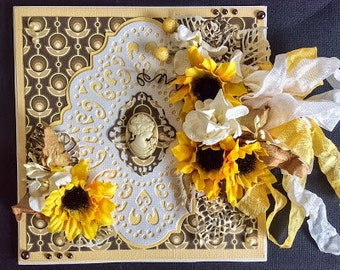 Hand made card All occasions