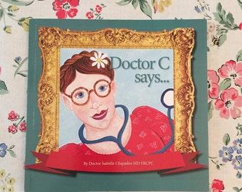 Doctor C says