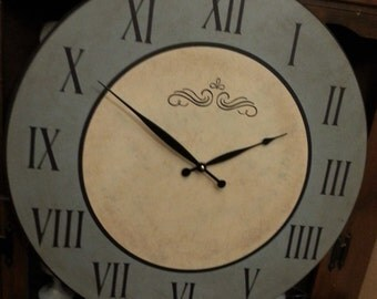 24 inch Modern Clock