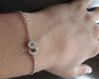 initial bracelet, Custom Bracelet, Custom initial bracelet, Personalized bracelet, Personalized initial bracelet