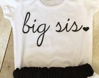 Big Sis Tee!