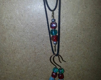 Handmade Necklace And Earrings Set
