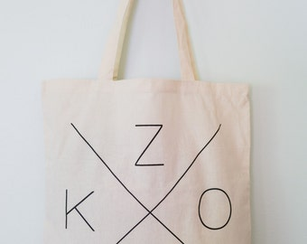KZOO Market Tote