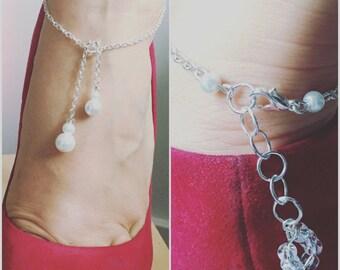 Cécile ankle bracelet