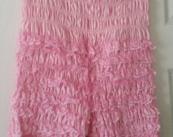 Pink Square Dance Pants