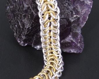 Inverse Dragon Back Bracelet