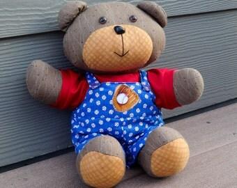 RESERVED for Calvin - Teddy Bear