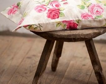 Roses, Handmade cushion