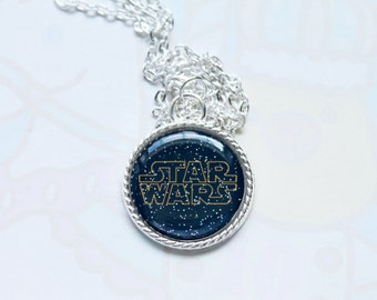 Star Wars Cameo Necklace