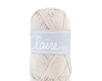 Claire's no. 1 cream/Brown