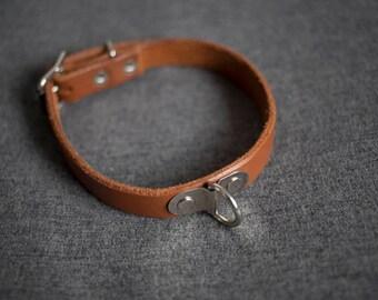 Basic Brown Collar