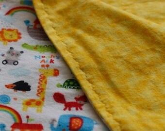 Handmade Flannel Blanket