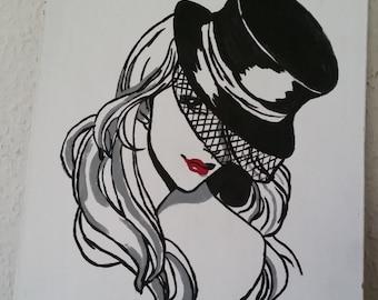 Lady deaht image 4