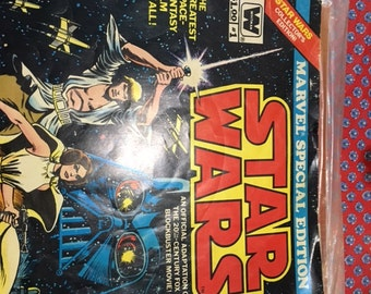 Star Wars Collector's Edition--adaptation of Star Wars Movie comic