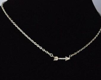 Natasha's Silver Arrow Necklace - Marvel Fandom, Captain America The Winter Soldier