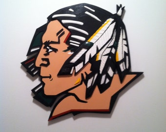 The Fighting Sioux
