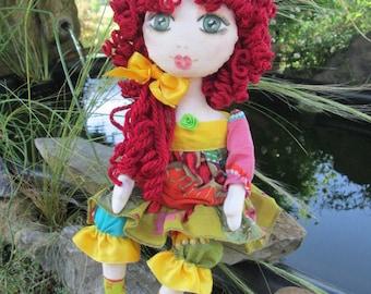 Esmeralda rag dolls