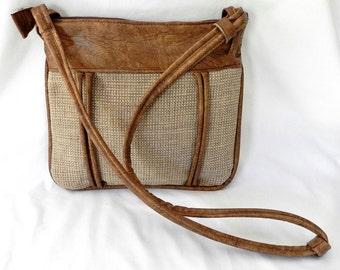 "The ""Ellie"" Bag ~ Handmade Small Crossbody Bag"