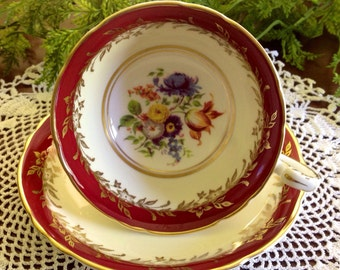 Paragon teacup and saucer