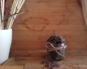 Cinnamon Coffee Body Scrub