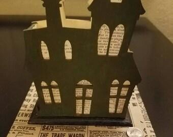 LED Haunted House