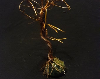 copper tree